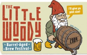 The Little Woody Barrel Aged Beer Festival