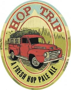 Hop Trip - A Fresh Hop Pale Ale