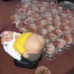 The Little Woody tasting glasses