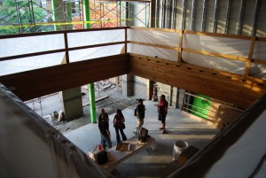 Second Floor View - Deschutes  Bend Pub Expansion